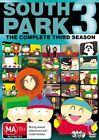 South Park : Season 3 (DVD, 2011, 3-Disc Set)