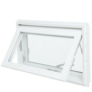 Vinyl Window Replacement Rectangular Insulated Welded
