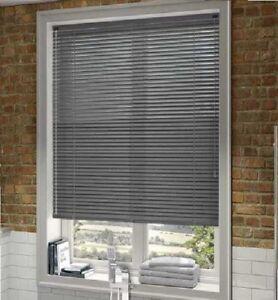 Window Blind Curtains Blinds Slate Grey