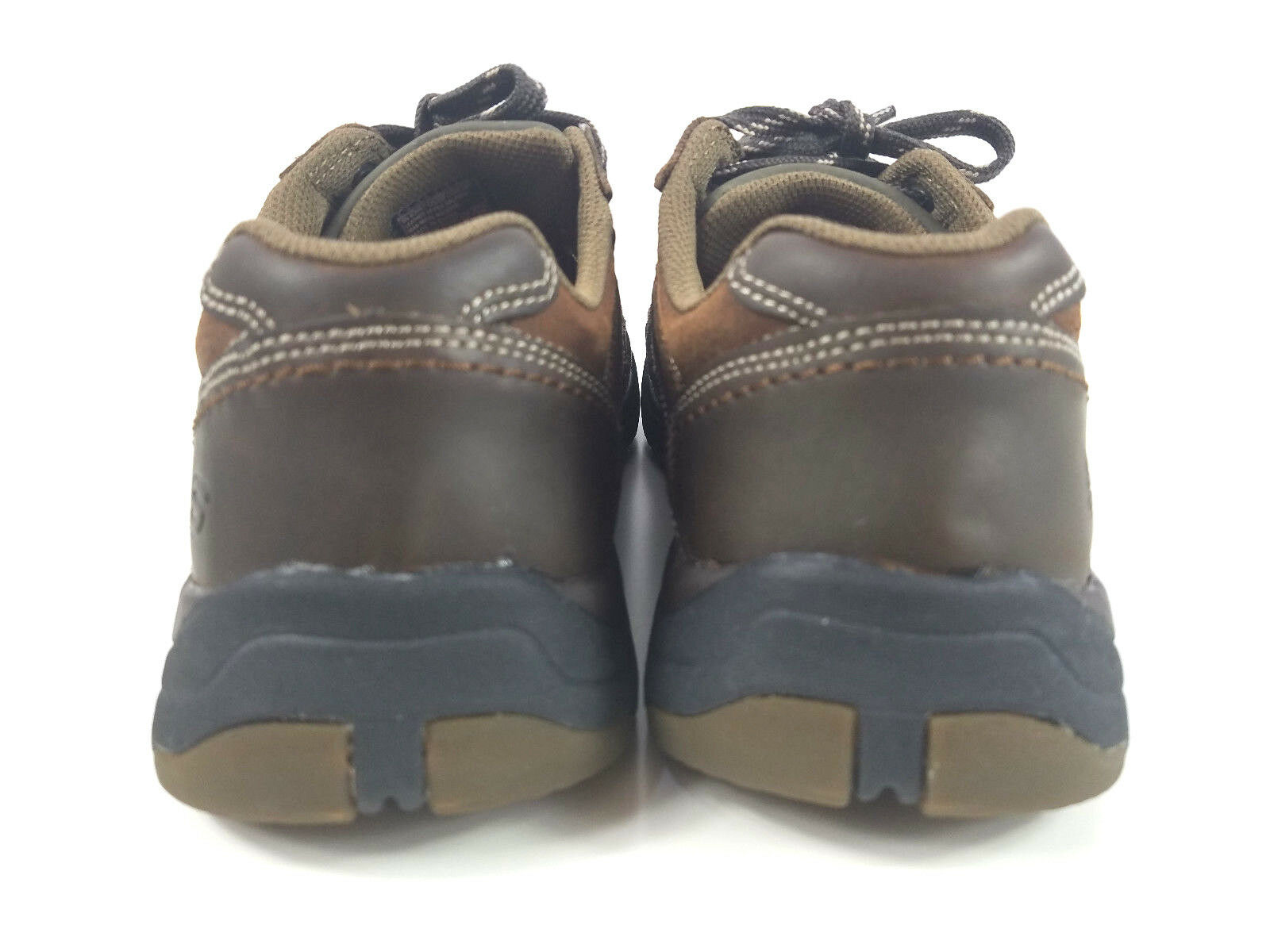 Skechers Relaxed Fit Shoes Size Mens Size Shoes 8 Memory Foam Walking Hiking Leather 63967 77d697
