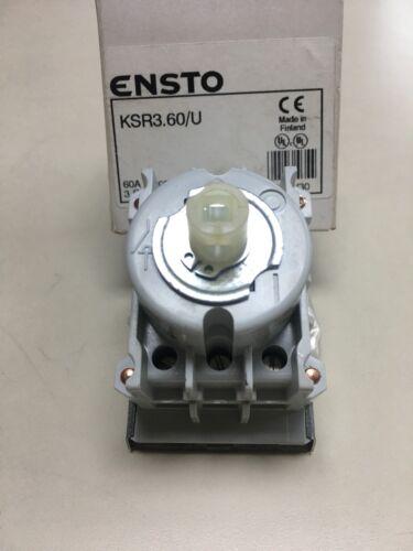 Surplus New In factory packaging ENSTO KSR3.60//U