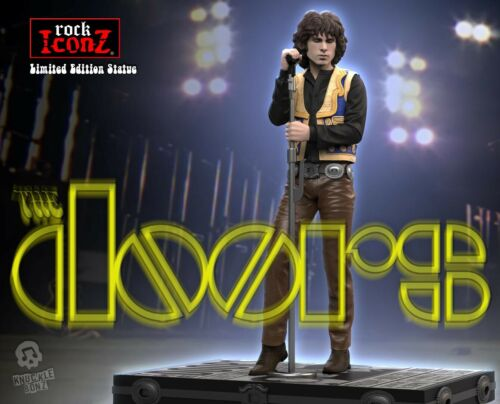 THE DOORS JIM MORRISON ROCK ICONZ Statua 1//9 by KNUCKLEBONZ