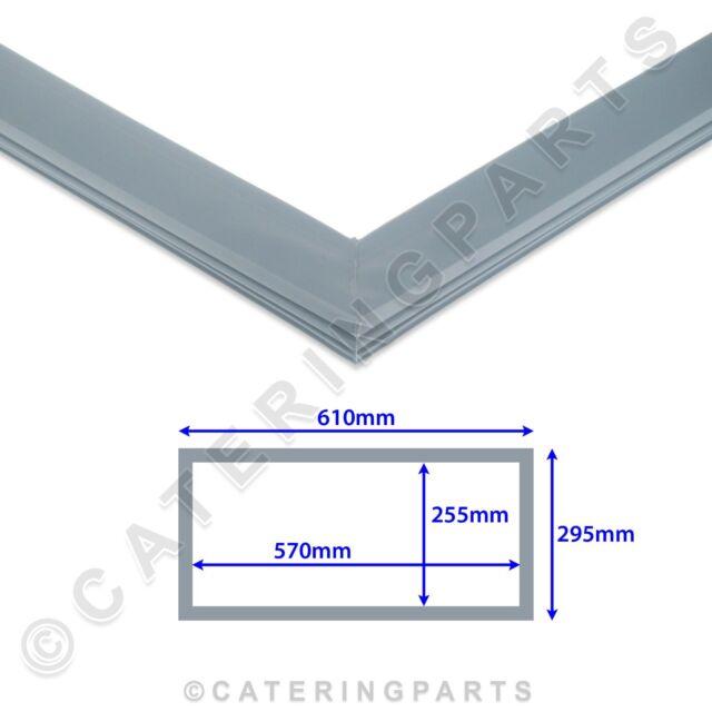 Zoin R053-1 Caoutchouc Joint D'Étanchéité de Porte 295mm X 610mm Réfrigération