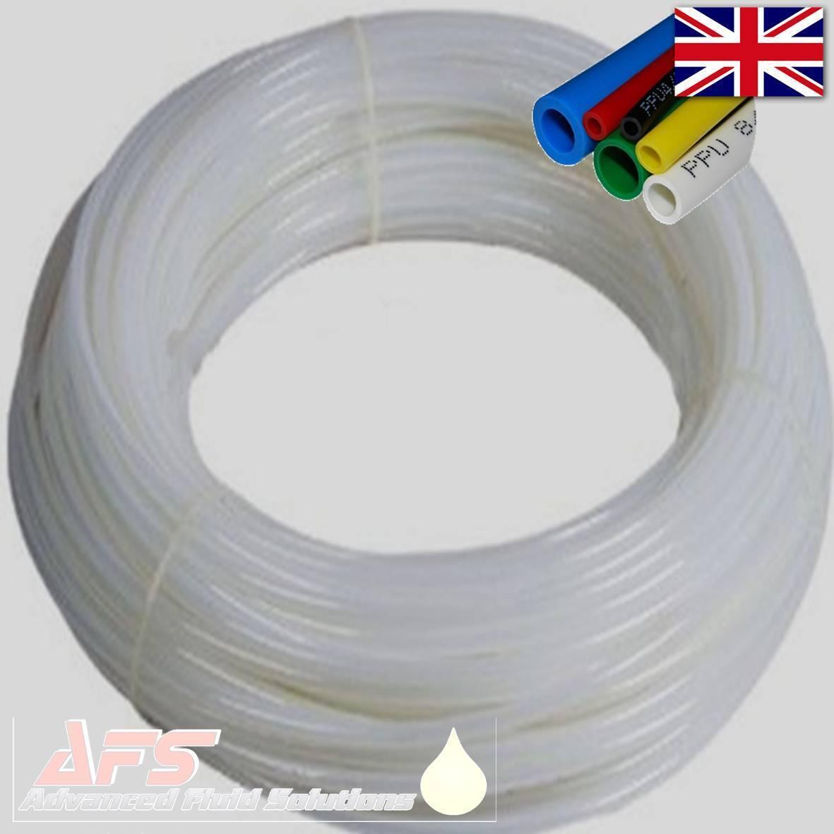 Tube flexible polyuréthane métrique pneumatique poly tuyau tube système robotisé robotisé robotisé UK d5934c