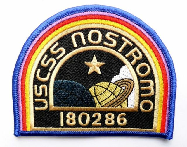 547423c55 Alien Movie USCSS Nostromo Crew Cap Tactical Morale Hook Loop Patch ...