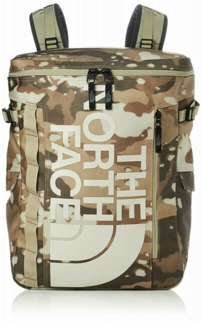 The North Face Backpack BC FUSE BOX 2 M khaki WC camo print on