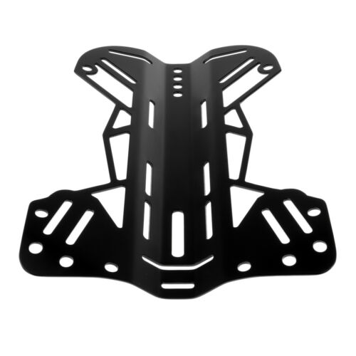 Technical Scuba Diving Harness Backplate Back Plate with Single Tank Adapter