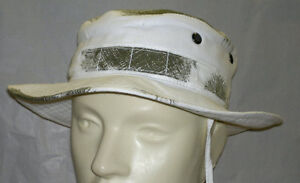b4aa2f1b35831 Image is loading BOONIE-Hat-German-Army-Snow-Camo-Made-in-