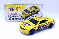 JAPAN TOMY TOMICA SHELL PENNZOIL CHEVROLET CAMARO GT 1/65 DIECAST CAR LIMITED