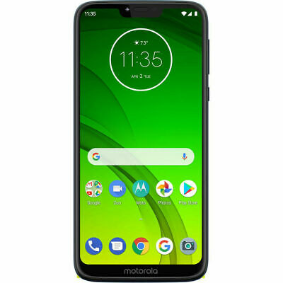 Motorola Moto G7 Power 32gb Ds Factory Unlocked Xt1955 2 6 2 International Ebay