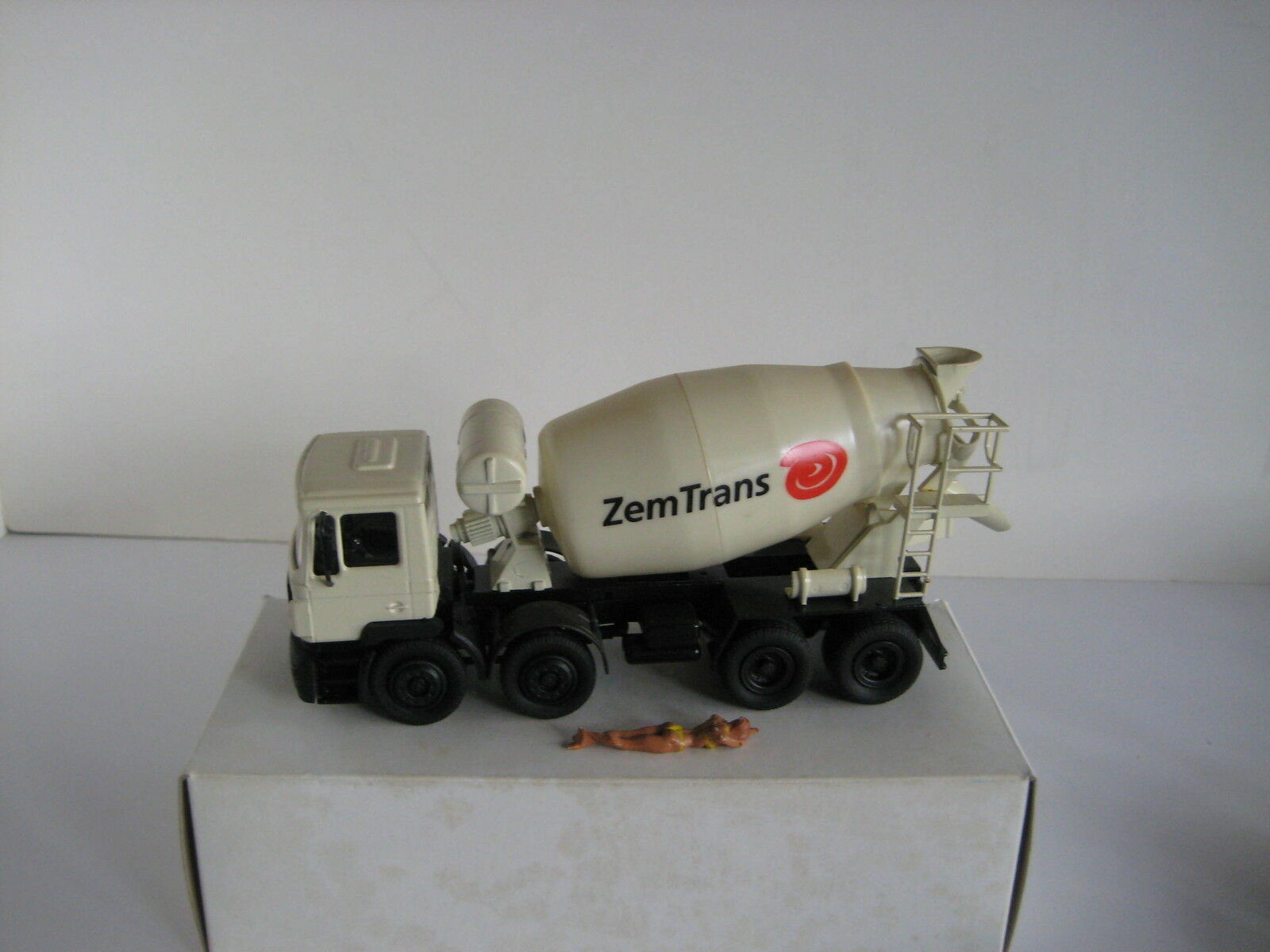 MAN F 90 HTM 904 ZEMTRANS BETONMISCHER CONRAD 1 50 OVP