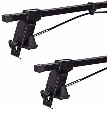 Pair of 91-99 Ford Orion Saloon Roof Bars M10OR 120cm
