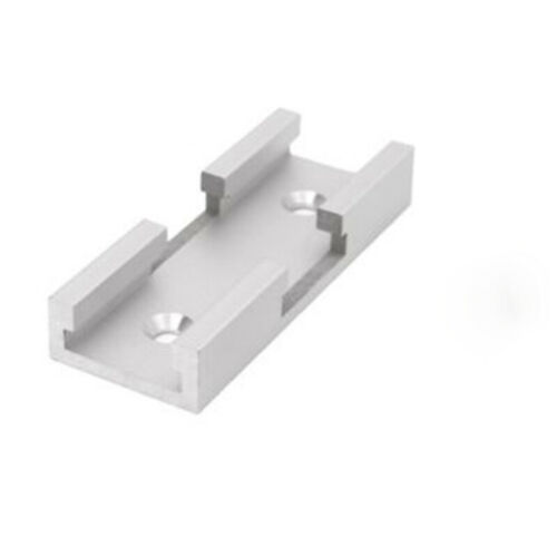 100mm T-track// T-slot Miter Track Jig Fixture Slot For Router Table Woodworking