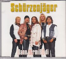 Schurzenjager-Dann Vermiss I Di cd maxi single
