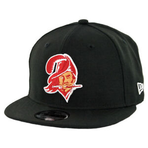 e3546e8681585 New Era 9Fifty Tampa Bay Buccaneers Snapback Hat (Black) Men s NFL ...