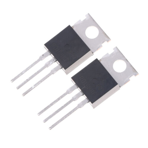 2PCS RD16HHF1 TO-220 Power Mosfet Power Transistor EPO/_bl