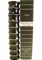 Amazing For Men By Bill Blass Edt Spray 3.4 Oz Brand In Tester Box on sale