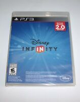 Disney Infinity 2.0 Game Disc Brand Sealed In Case Ps3 Playstation 3