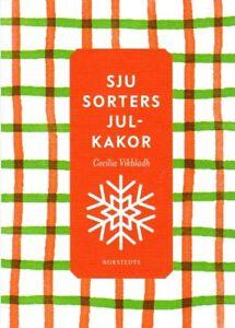 Backbuch-Weihnachten-SCHWEDISCH-Sju-Sorters-Julkakor-Weihnachtsgebaeck-Backen