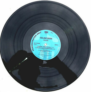 CELINE-DION-12-034-Misled-5-TRACK-UK-PROMO-ONLY-Dub-Mk-Lead-Mk-Ritchie-Jones-MIXES