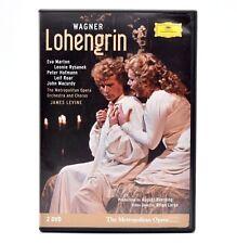 Wagner Lohengrin (DVD, 2006, 2-Disc Set) Macurdy/Rysanek/Levine/MET