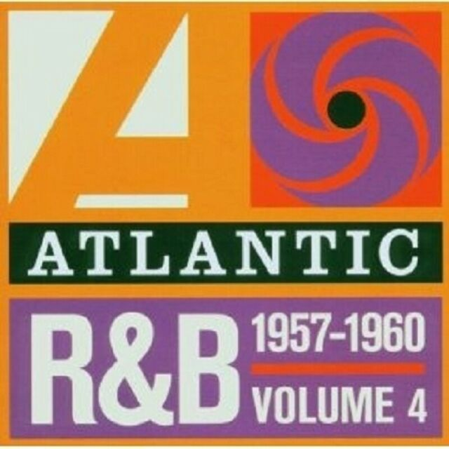 VARIOUS - ATLANTIC R&B VOL.4 1957-1960 CD POP NEU