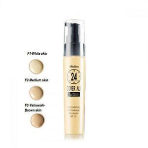 Beauty-Women-Whitening-Moisturizing-Cover-All-24-Hour-Foundation-SPF-15-PA