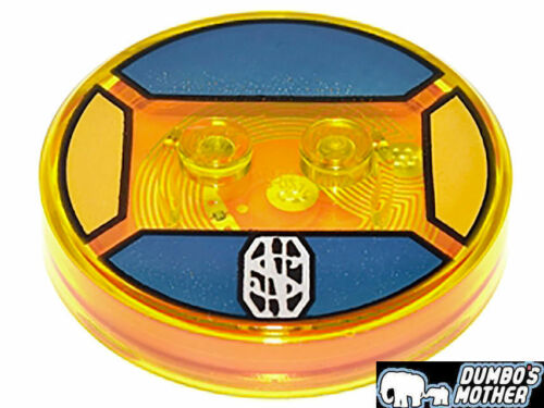 OEM Lego Dimensions Tag Base Disc Toy Game Minifig Sonic Harry Potter Sloth NEW