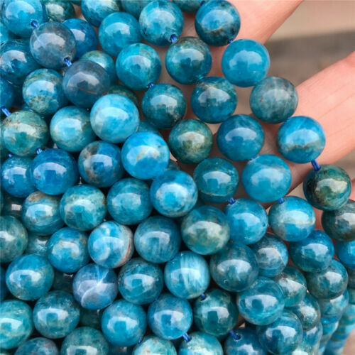 Nature Blue Moonstone Beads Diy Accessories Healing Opaque Lots Stone Spacer Top