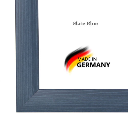 PICTURE FRAME CAPRY ANTI REFLECTIVE 22 COLORS FROM 40x26 TO 40x36 INCH FRAME