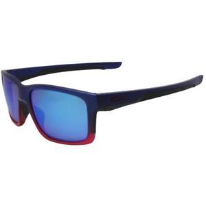 1c0c7accdf Oakley OO 9264-3257 MAINLINK Blue Pop Fade w  Prizm Sapphire Mens ...