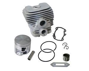 Tête De Cylindre Piston Pot Portant Top End Reconstruire Kit Fits Stihl Ts410 Ts420-afficher Le Titre D'origine