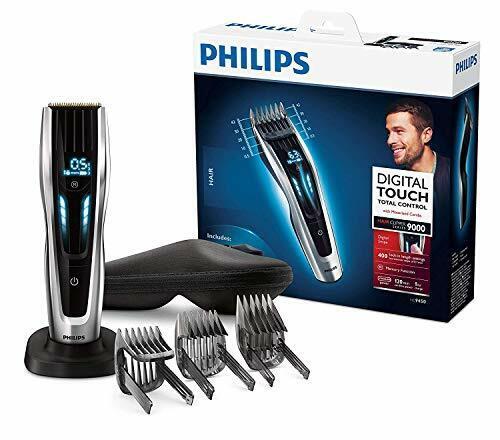 Philips Haarschneider Series 9000 mit 400 Längeneinstellungen