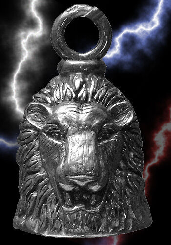 Lion Guardian® Bell Motorcycle Harley Luck Gremlin Ride