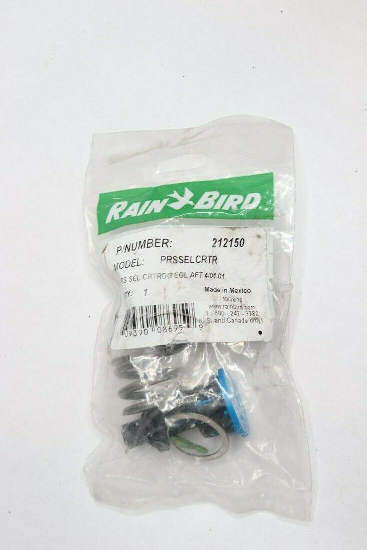 Rain Bird 212150 Águila rojoor PRS Selector Kit De Reparación