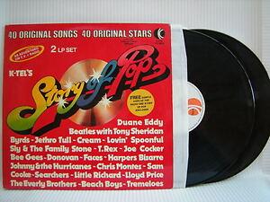 Story-di-Pops-40-Originale-Registrazioni-Bill-Haley-To-Mac-Bolan-TE-295-6-Ex