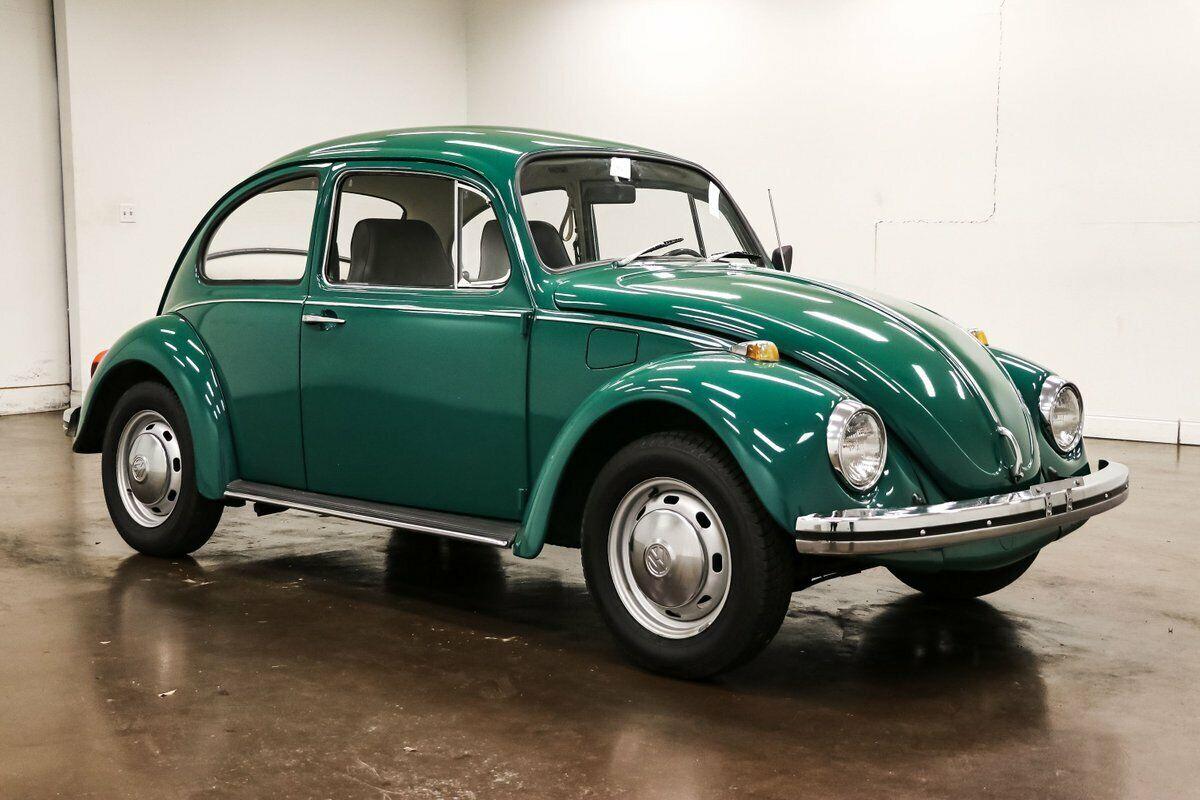 1969 Volkswagen Beetle - Classic