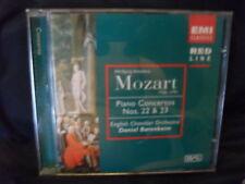 Mozart - Piano Concertos Nos. 22 & 23 -Barenboim / English Chamber Orchestra