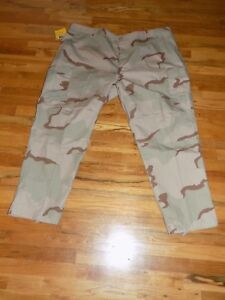 20894125 Rothco Ultra Force Tri-Color Desert Camo Pants Size: 3XL Style: 9817 ...