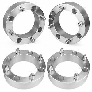 4x-2-034-Wheel-Spacers-4-156-for-Polaris-Sportsman-400-500-600-700-800-ATV-UTV-RZR