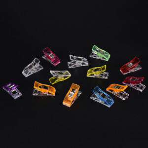 Clover Wonder clip herramientas/Quilt/patchwork accesorios de coser 10pcs/lot