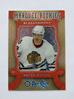 2007-08 O-Pee-Chee #520 Bryan Bickell RC Micromotion