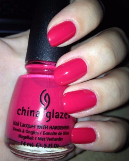 China Glaze Mediterranean Charm Nail Polish 14ml For Sale Online Ebay