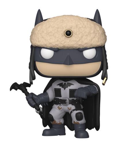 Funko Pop Heroes-Batman 80yrs-BATMAN Figura in vinile rosso figlio
