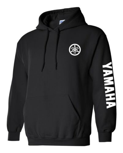 YAMAHA SNOWMOBILE style Hoodie Sweatshirt UP TO 5X Choose Design Color!