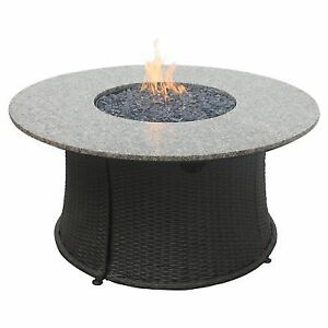 Buy Endless Summer Gad1375sp Lp Gas Outdoor Firebowl With Granite