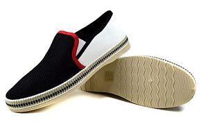 Das Bild wird geladen Elegante-Herren-Halb-Schuhe-Mokassins-Boots-Slipper -Gr- 63b62273e4