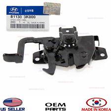 811303K000 Genuine Hood Lock Latch for Hyundai 06-10 Sonata OEM