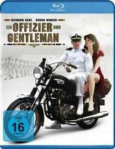 Un ufficiale E GENTILUOMO [Blu-Ray/Nuovo/Scatola Originale] Richard Gere, Debra Winger, David K