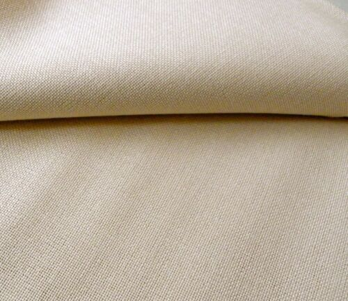 Ivory cream  32 count Zweigart Murano evenweave fabric 100 x 140 cm